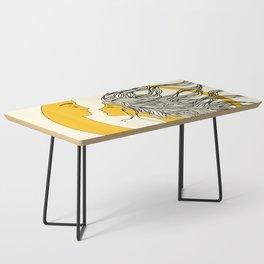 Sun and Moon Coffee Table