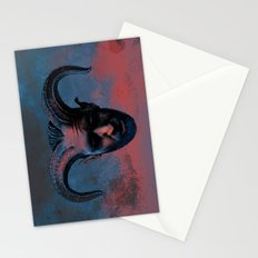 Demon Sorrow Stationery Cards