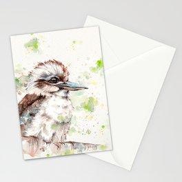 A Kookaburras Gaze Stationery Cards
