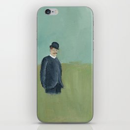 Overdressed. iPhone Skin