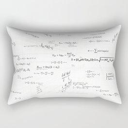 Mathspace - High Math Inspiration - Inverted Color Rectangular Pillow