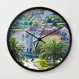 Hvar 1.6 Wall Clock