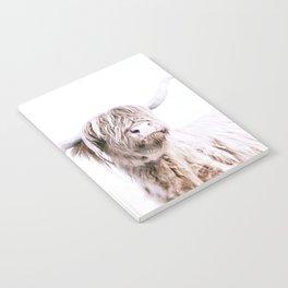 HIGHLAND CATTLE PORTRAIT Notebook