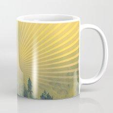 Golden Rays Forest #society6 Mug