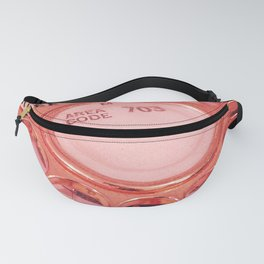 Vintage Telephone Photograph Fanny Pack