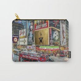 Times Square II Special Edition I Carry-All Pouch