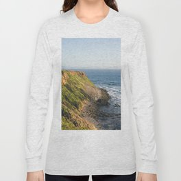 Point Vicente - California Coast Long Sleeve T-shirt