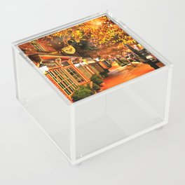 Gordonsville, Virginia a Night Acrylic Box