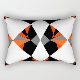 Rudamentary Rectangular Pillow