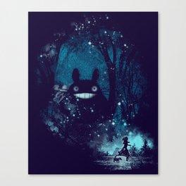 the big friend Canvas Print