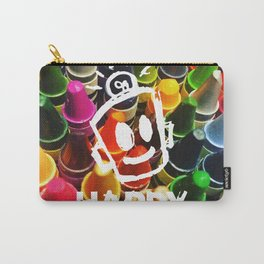 Crayon HAPPY Carry-All Pouch