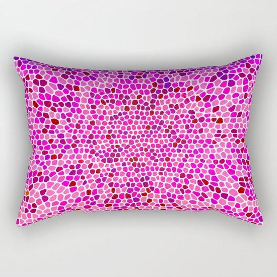 THINK PINK Rectangular Pillow