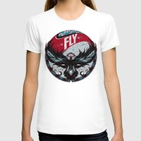 fly T-shirts featuring Fly by Andreas Preis