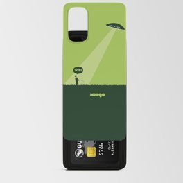 WTF? Ovni! Android Card Case