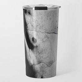 Nude BW Art Travel Mug