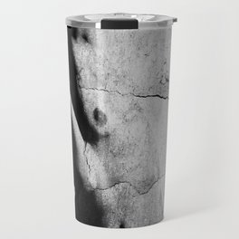 Nude BW Art Travel Mug