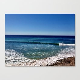 Surfs Up Canvas Print