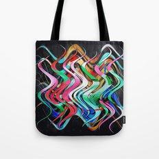 Colour-Art  Tote Bag