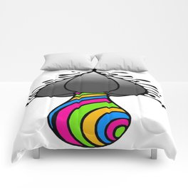Mushroom 1.0 Comforters