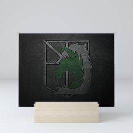 Attack On Titan Mini Art Print