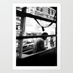 Hong Kong #63 Art Print