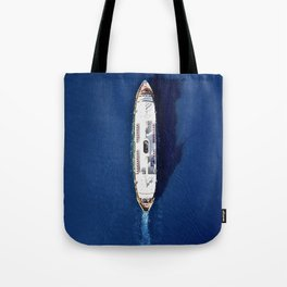 Take the ferry Tote Bag