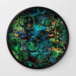 'The Trill of Hope' by Angelique G. FromtheBreathofDaydreams Wall Clock
