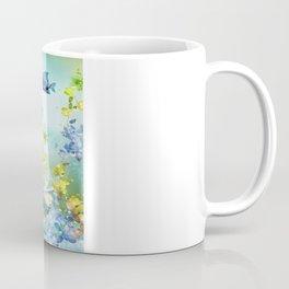 Leben im Wasser Coffee Mug