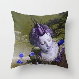 BEETLE BAY Throw Pillow
