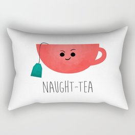Naught-tea Rectangular Pillow