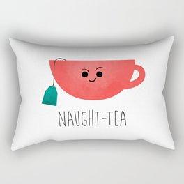 Naught-tea Rectangular Pillow