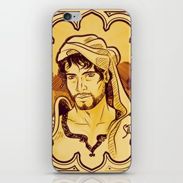 Tuareg - The Lords of the Desert iPhone Skin