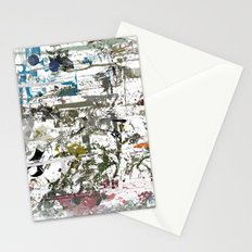 take a breath [ABSTRACT]  Stationery Cards