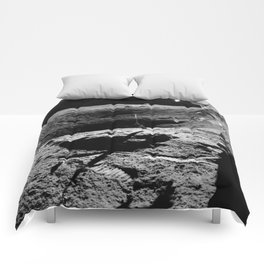 Apollo 16 - Moon Astronaut Crater Comforters