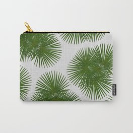 Fan Palm, Tropical Decor Carry-All Pouch