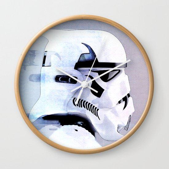 vampire trooper Wall Clock