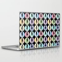 bond Laptop & iPad Skins featuring Bond girls by kociara