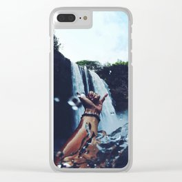 Shaka Clear iPhone Case