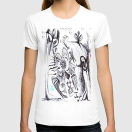 THE WORLD OF FAIRIES T-shirt