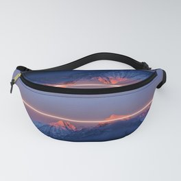 Laserscape Fanny Pack