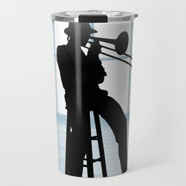 Cool Jazz 1 Travel Mug