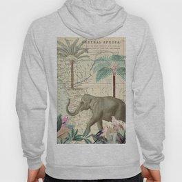 The Journey Of The Elephant II Hoody