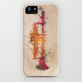 Trumpet iPhone Case