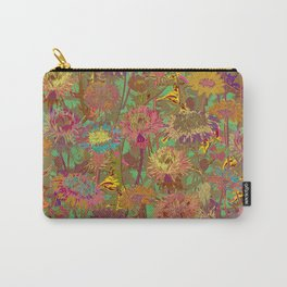 Dandelion Dawn Carry-All Pouch