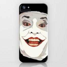 Jokester  iPhone Case