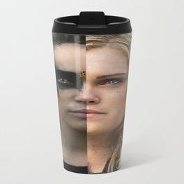 Two Bodies, One Soul Travel Mug