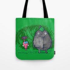 My little neighbors Tote Bag