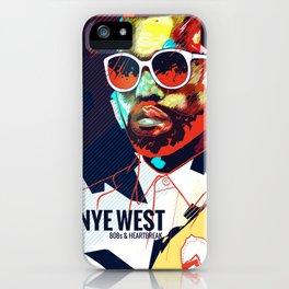 KW - 808s & Heartbreak iPhone Case