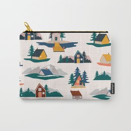 Let's stay here Carry-All Pouch