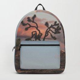 Joshua Tree Sunset No.2 Backpack